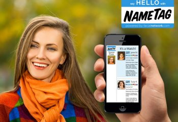 NameTag, l'application de reconnaissance faciale