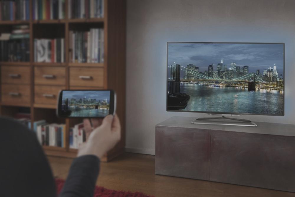 Philips et TP Vision choisissent Android pour leur Smart TV