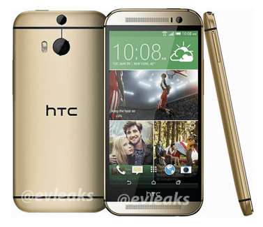 Le All New HTC One (M8) en photo !