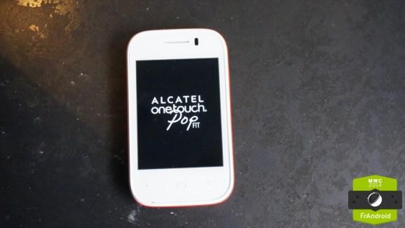 Alcatel One Touch Pop Fit, le tout petit orienté sport