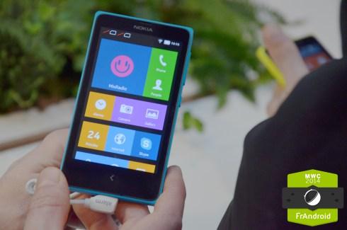 Pas encore sortis mais déjà rootés : les Nokia X peuvent accueillir le Play Store et le launcher Google Now