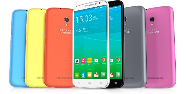 Alcatel One Touch POP S3, S7 et S9 : de la 4G à partir de 149 euros