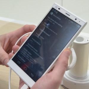 Prise en main du ZTE Grand Memo II LTE sur Android