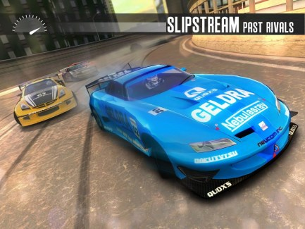 Ridge Racer Slipstream, le jeu de course de NAMCO BANDAI est sur le Google Play