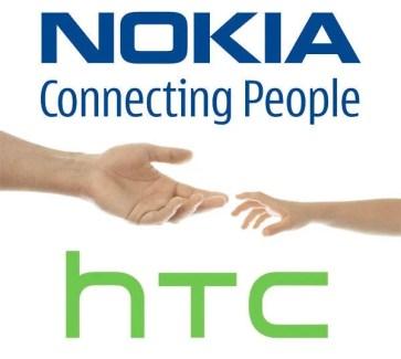 HTC et Nokia, la guerre des brevets n'aura plus lieu