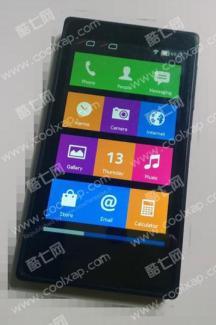 Le Nokia X montre son museau tacheté de «tuiles» à la Windows Phone