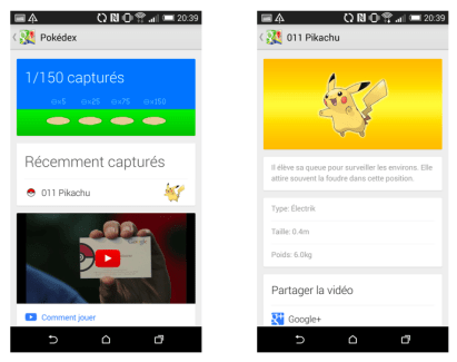 Comment activer Google Maps: Pokémon Challenge sur Android et iPhone ?