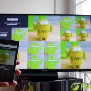 Essai de Photowall, la projection de photo grâce à Chromecast