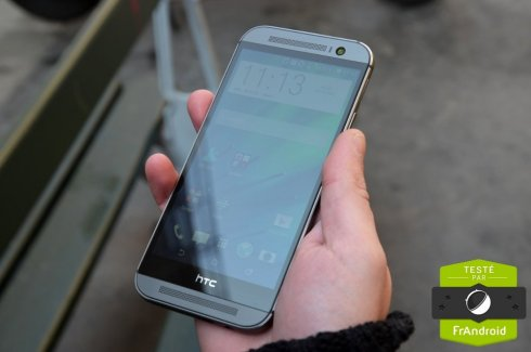 Test du HTC One (M8), le meilleur de HTC sans surprise