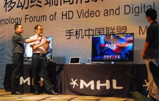 MHL 3.0 : la charge et le transfert 4K en simultané testés entre un Sony Xperia Z2 et une TV