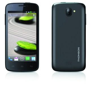 Thomson annonce son dernier smartphone, le Tlink 455 à 150 euros