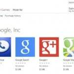 Microsoft retire 6 fausses Google Apps du Windows Phone Store