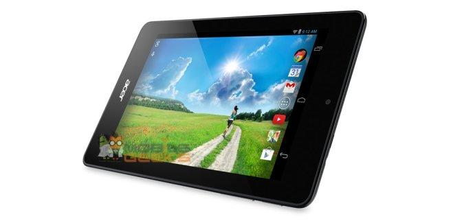 B1-730HD, vers une nouvelle tablette chez ACER ?