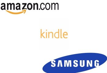 Amazon et Samsung s'associent pour créer l'application Kindle for Samsung