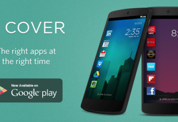 Twitter rachète Cover Lock Screen : un launcher intelligent pour mieux cibler le mobile