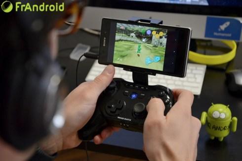 Manettes connectées : comment connecter sa manette PS3 ou PS4 à son smartphone Android