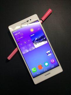 Huawei Ascend P7 : de nouvelles images nettes en fuite