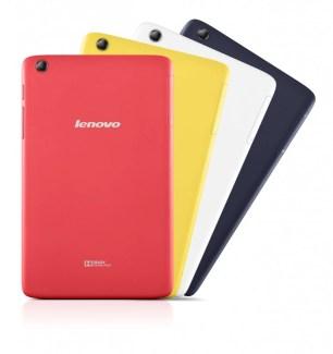 Lenovo lance 4 nouvelles tablettes, les A8, A10, A7-30 et A7-50