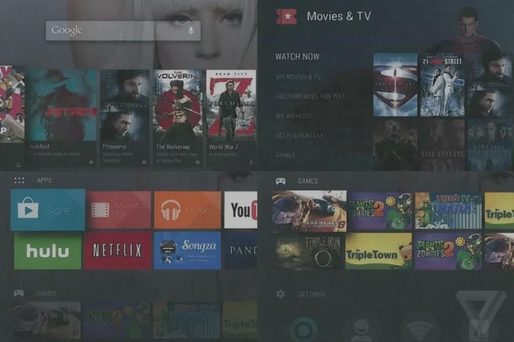 Android TV, la nouvelle offensive de Google dans nos salons