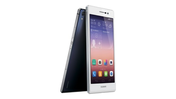 Le Huawei Ascend P7 est disponible en France à 399 euros