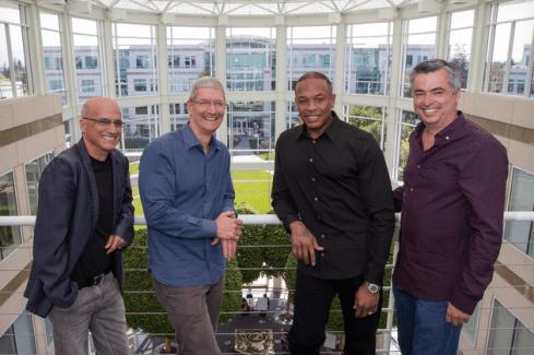 Apple met la main sur Beats pour 3 milliards de dollars