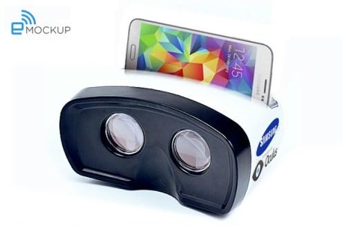 Samsung et Oculus VR main dans la main pour créer le Galaxy VR