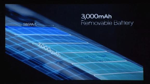 LG G3 vs. G2 : la même autonomie pour une capacité de batterie identique avec l'écran QHD