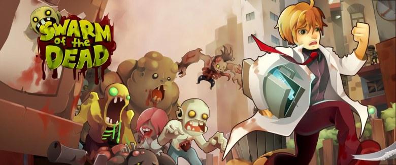 Swarm of the Dead, c'est vous le zombie !