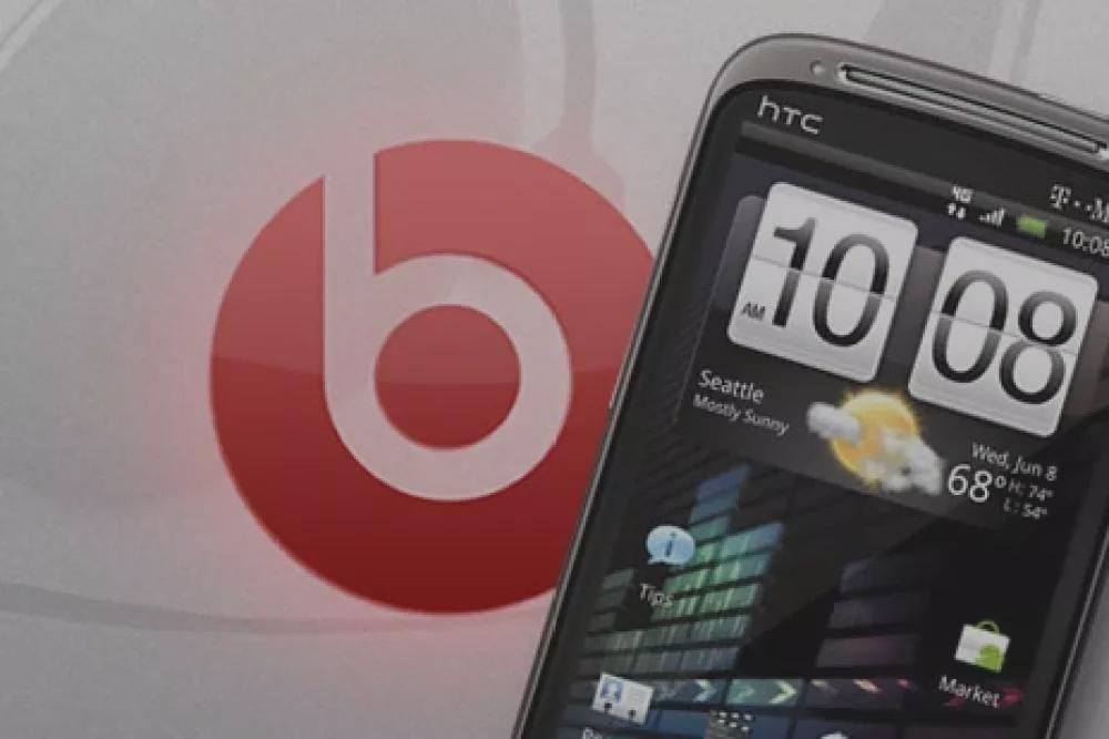 Beats Electronics : Apple aurait pu sauver le soldat HTC