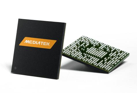 MediaTek double ses objectifs de vente de puces 4G pour 2014