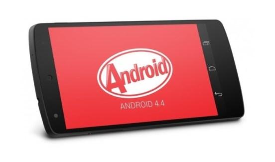 KitKat est maintenant sur 25% des mobiles Android