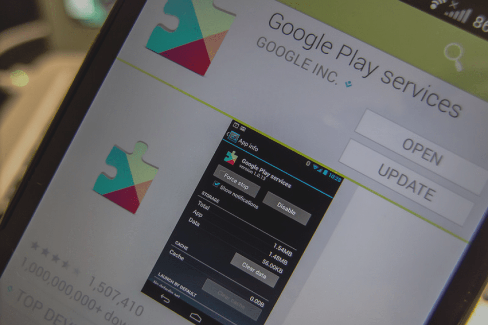 Google Play Services, le cheval de Troie de Google