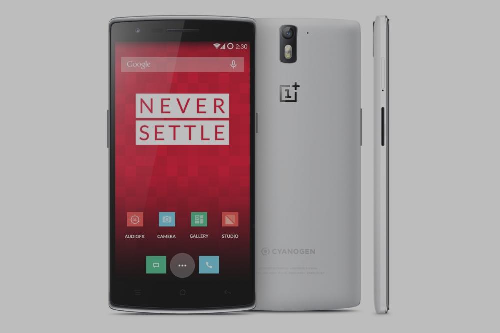 OnePlus One se met à jour et supporte désormais le format RAW