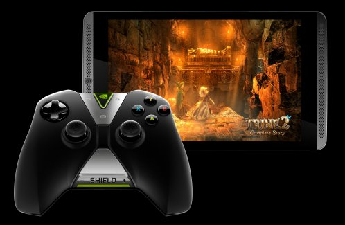Nvidia confirme l'adoption de Lollipop sur sa Shield Tablet