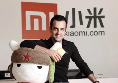 Hugo Barra dément les accusations d'espionnage touchant Xiaomi