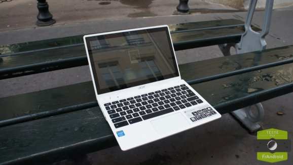 Test de l'Acer C720P, un surprenant Chromebook de 11,6 pouces