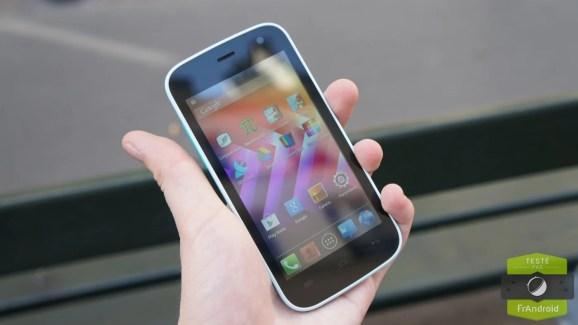 Test du Wiko Iggy, un smartphone double-cœur de 4,5 pouces à 110 euros