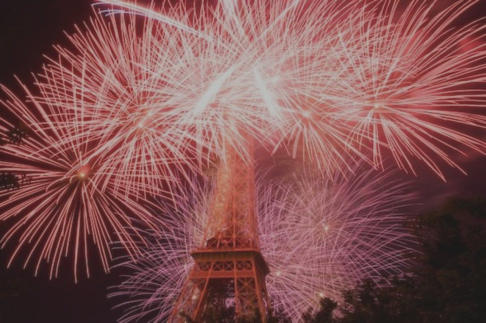 Comment prendre en photo les feux d'artifice avec son smartphone Android
