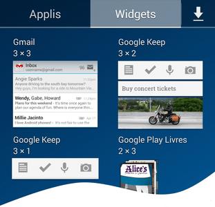Comment créer et supprimer des widgets sur Android ?