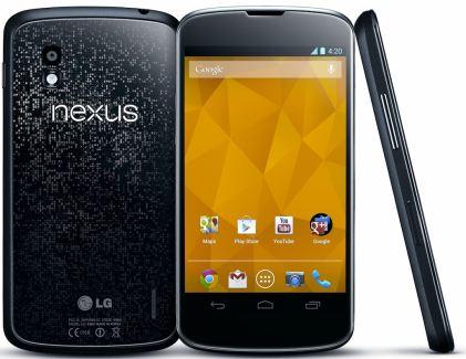 Android L est disponible sur Nexus 4 !