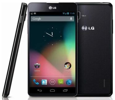Le LG Optimus G a droit à sa preview d'Android L en ROM Custom