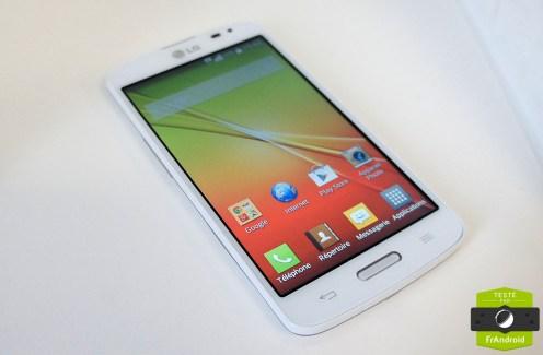 Test du LG F70 ou de l'importance de choisir un bon écran