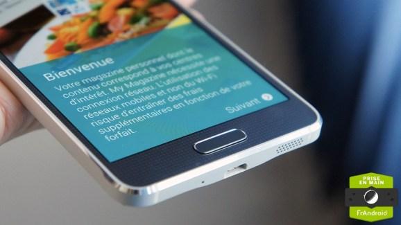 Le Samsung Galaxy Alpha affiché à 630 euros dans ses précommandes anglaises