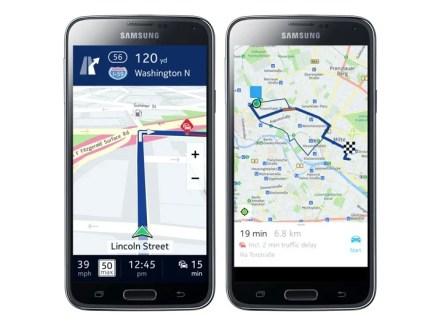 Samsung signe un accord avec Nokia pour l'utilisation de HERE Maps