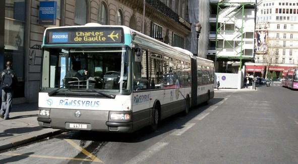 Le WiFi fait son entrée dans le Roissybus