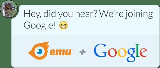 Google achète Emu, une app de messagerie combinée à un assistant personnel
