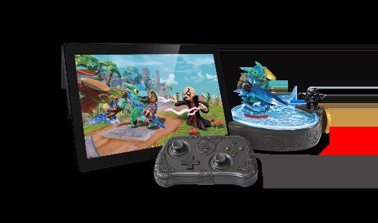 Skylanders débarque sur les tablettes Android avec un pack à 75 euros