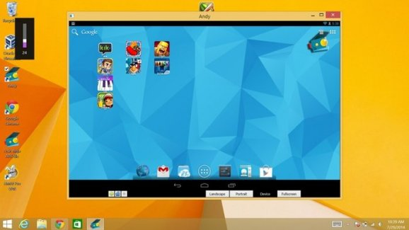 Comment transformer votre PC Windows 8.1 en tablette Android ?