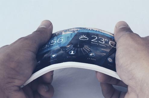 Portal, le smartphone qui ne verra jamais le jour : flexible, résistant à l'eau et incassable