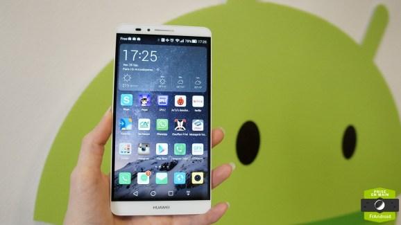 Test du Huawei Ascend Mate 7 : peut-il nous réconcilier avec le format 6 pouces ?